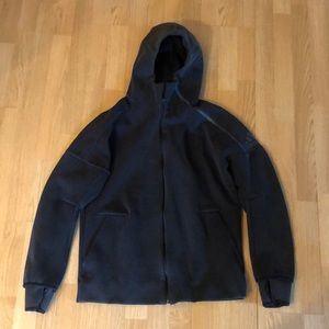 Adidas cold weather performance hoodie